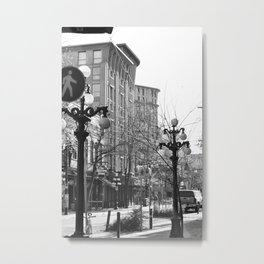 historic gastown  Metal Print