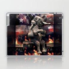 Let It All Burn Laptop & iPad Skin