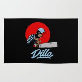 J Dilla Rug