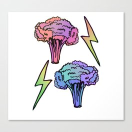 Veggie Power! Canvas Print