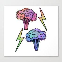 Veggie Power! Canvas Print