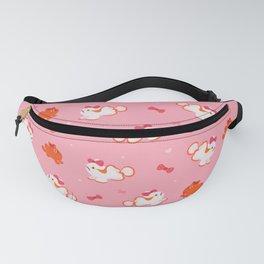 Ribbon frogfish Fanny Pack