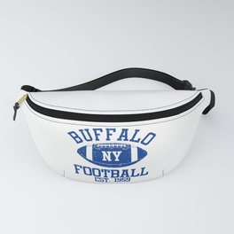 Buffalo Football Fan Gift Present Idea Fanny Pack