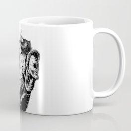 9 faces 9 Coffee Mug