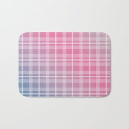 Playful colors and lines Bath Mat