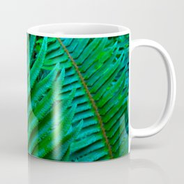Flowing Ferns Coffee Mug