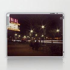 Small Town, Fast Lights Laptop & iPad Skin