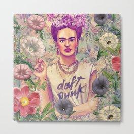 Frida Kahlo III Metal Print