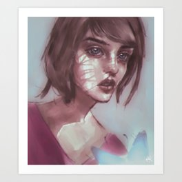 life is strange ¦ max caulfield Art Print