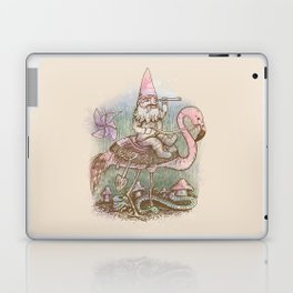 Journey Through The Garden Laptop & iPad Skin