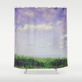 Beach Dunes - Summer of Love Shower Curtain