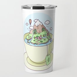 Tea Island Travel Mug
