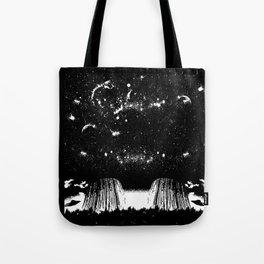 Close Encounters Tote Bag