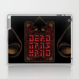 Dead Mans Hand Laptop & iPad Skin