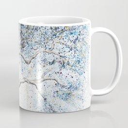 Frosty Whisper Tree Coffee Mug