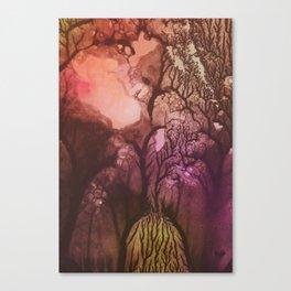 Stem 001. Canvas Print
