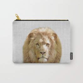 Lion - Colorful Carry-All Pouch