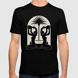 The golden fountain II T-shirt