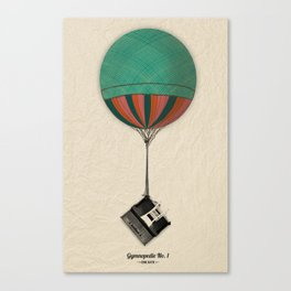 Gymnopedie No.1 - Erik Satie Canvas Print