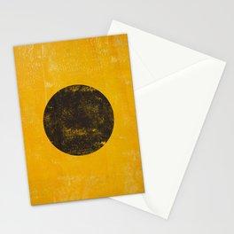 Nautical Sail Flag Letter I Stationery Cards
