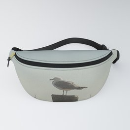 Seagull in Cape Cod Fanny Pack