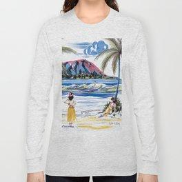 Hawaiian Holiday Long Sleeve T-shirt