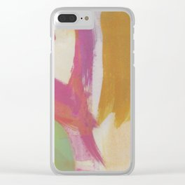 California Vibe Clear iPhone Case