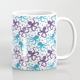 Octo The Octopus and Friends Coffee Mug