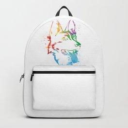 Colorful Shepherd Backpack