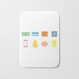Successful Entrepreneur Bath Mat