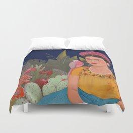 Frida.licious Duvet Cover