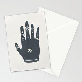 Together We Om Stationery Cards