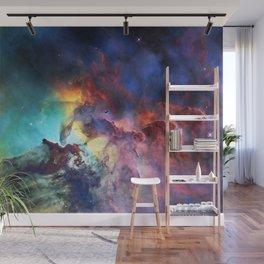 Lagoon Nebula Wall Mural