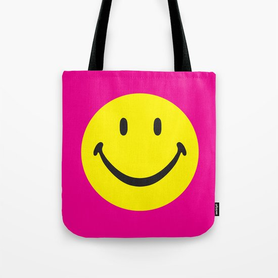 smiley02 Tote Bag