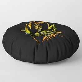 Super Goku Floor Pillow
