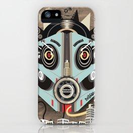Ubiquity sound iPhone Case