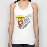 coyote Tank Tops featuring Coyote by Renaissance Youth