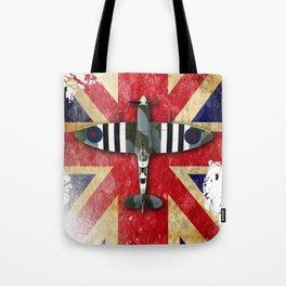 Spitfire Mk.IX Tote Bag
