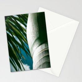 E Hawaii Aloha E Tropical Palm Stationery Cards