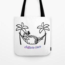 Chillaxo Taco Tote Bag