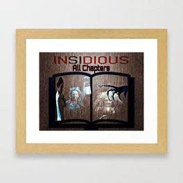 All Chapter Of Insidious Framed Art Print
