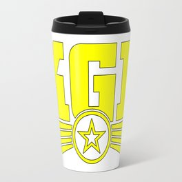 Soviet KGB Travel Mug