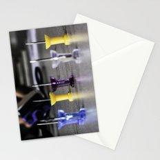 Pointy Stationery Cards