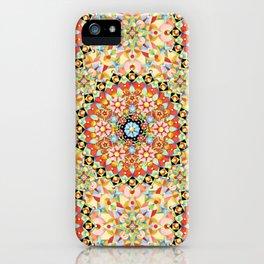 Gypsy Caravan Mandala iPhone Case