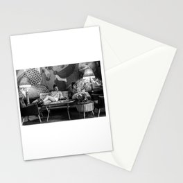 Vintage movies Stationery Cards