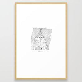 Bramante Framed Art Print