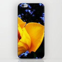 Flower Days iPhone Skin