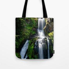 Triberg Waterfalls Tote Bag