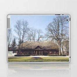 Larch manor house Laptop & iPad Skin