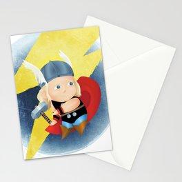 superhero n.3 Stationery Cards